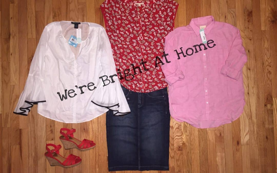 Stitch Fix Summer Review #2