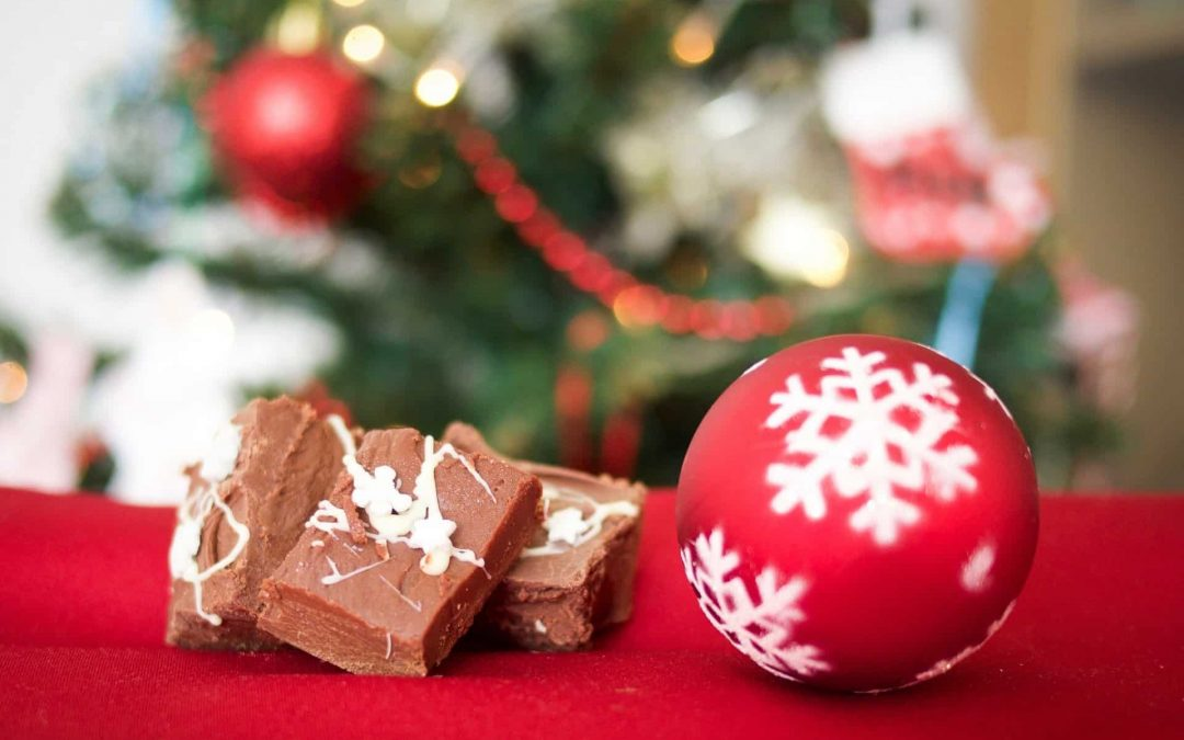 Dad's Christmas Fudge Recipe