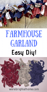 How to make a farmhouse garland
