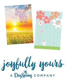 Hallmark Joyfully Yours