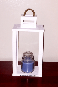 DIY Dollar Tree Lantern