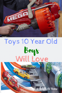 Toys 10 Year Old Boys Will Love