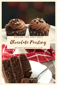 Homemade Chocolate Frosting