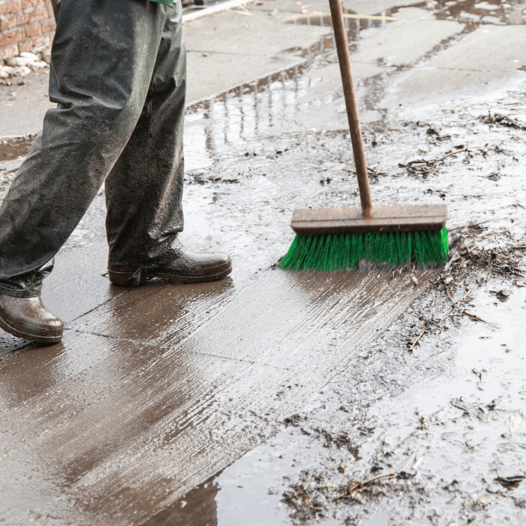 driveway degreaser